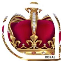 ROYAL - Blond caramel noix