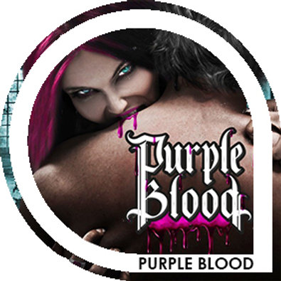 PURPL BLOOD - Menthe / Fruits Rouges