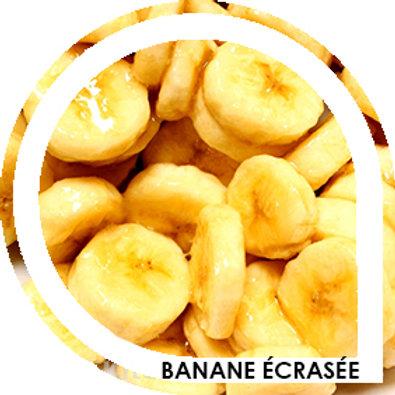 BANANE ECRASEE