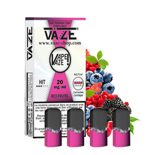 Vaze - Fruits Rouges