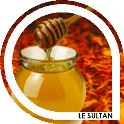 SULTAN - Blond miel