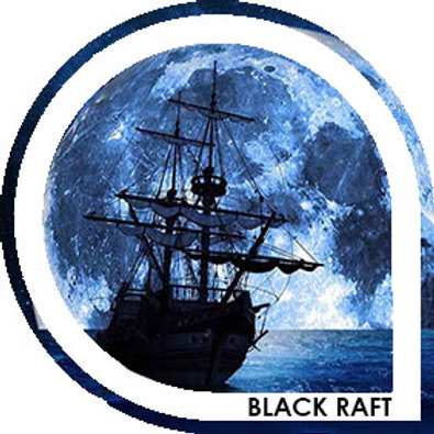 BLACK RAFT - Vanille / Amande / Caramel