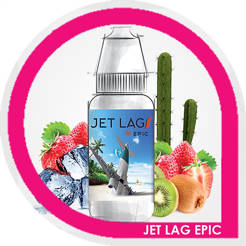 JET LAG EPIC - Kiwi / Fraise
