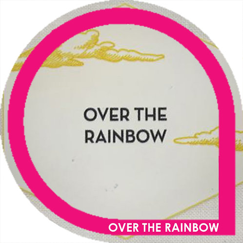 OVER THE RAINBOW - Melon / Gingembre / Citron / Agrumes