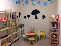 Play Room / Waiting Area