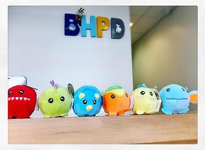 BHPD office