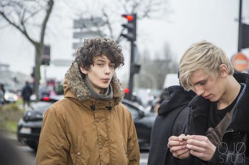 Streetstyle - Paris Fashion Week