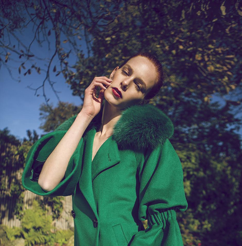 Marie Elie - Lookbook