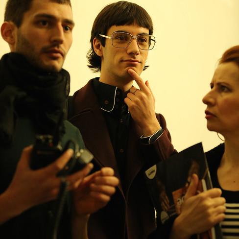 Streetstyle - Dior, Kenzo, Anne Sofie Madsen