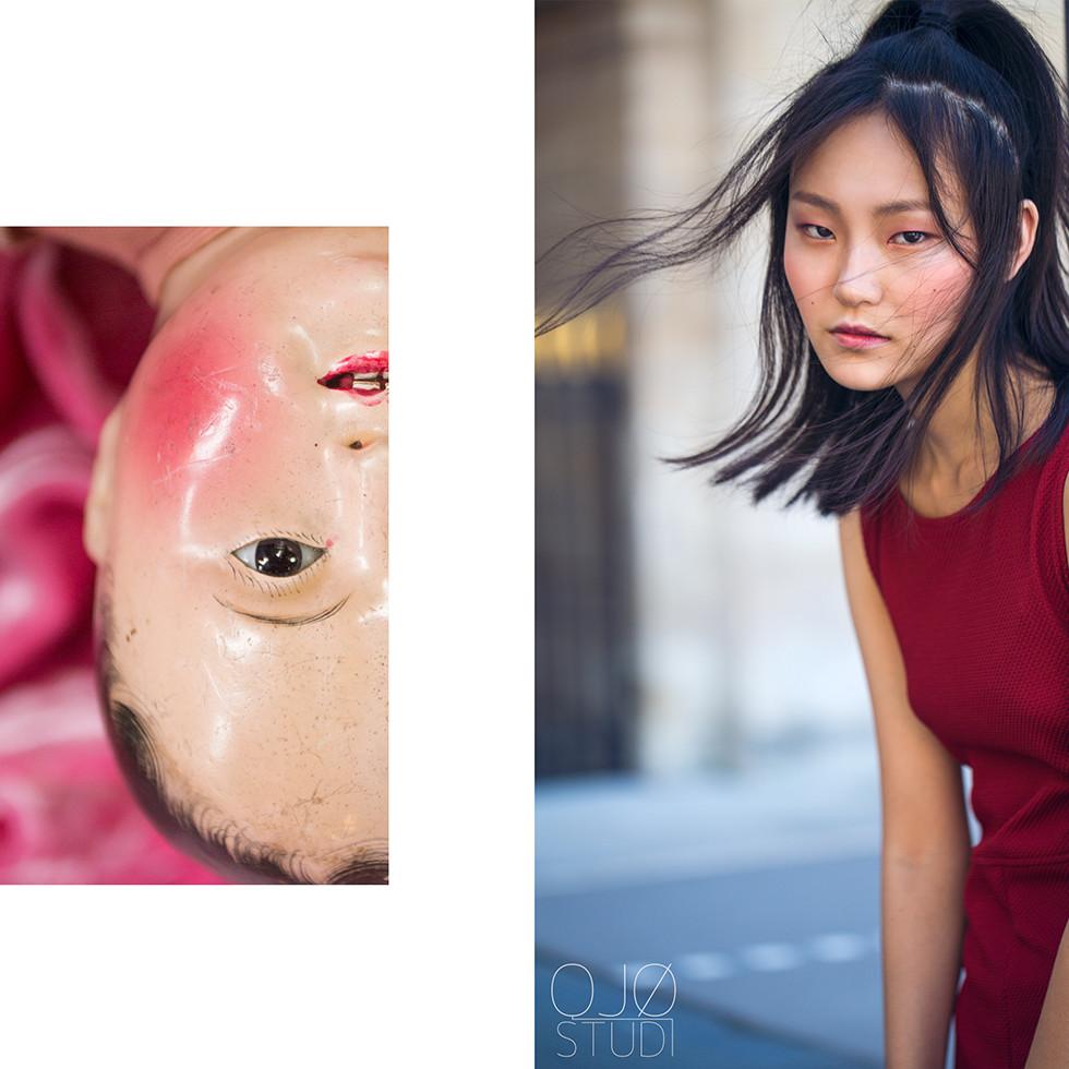 Lookbook - Asian Beauty