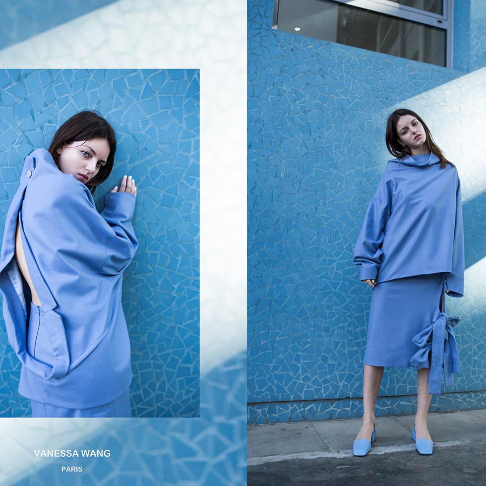 Lookbook - Vanessa Wang