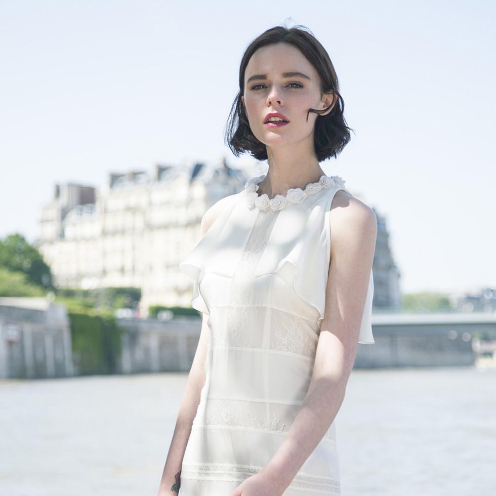 Marie Elie 2016SS, Notre Dame de Paris, Paris