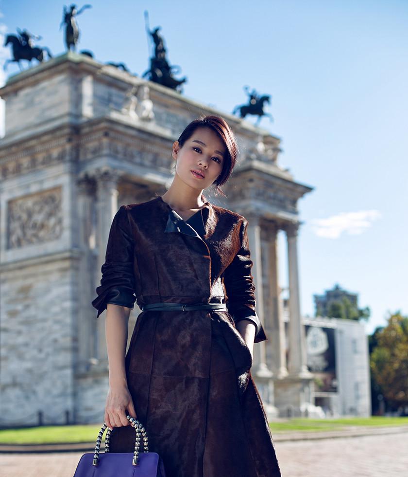 Celebrity - Hu Xinger