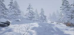 Winter Level in UE4