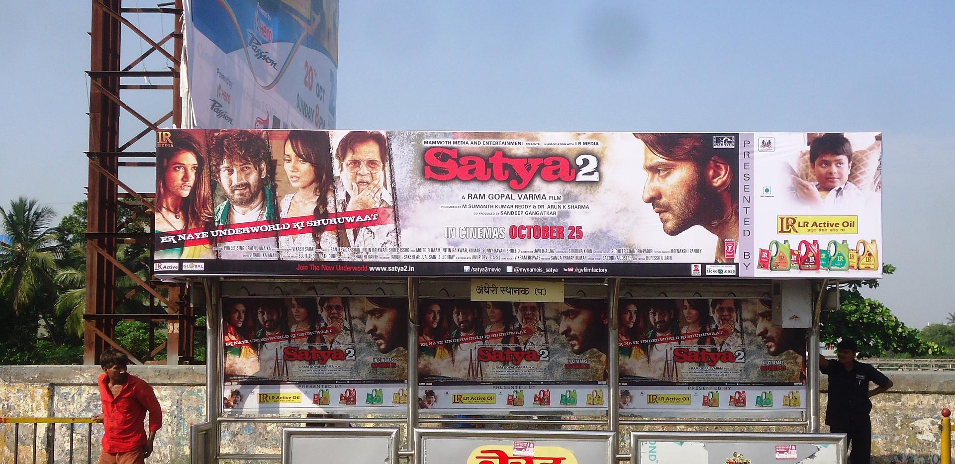 satya-2-movie-bus-shelter-advertising-bu