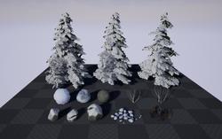 Winter Level Assets