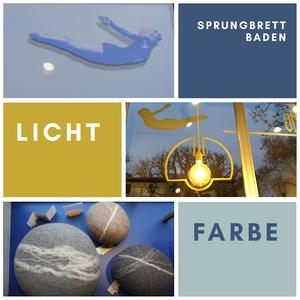 Farbe und Licht im Sprungbrett Baden