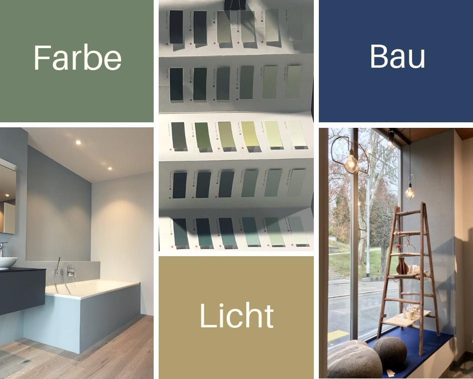 Farbe Licht und Bau