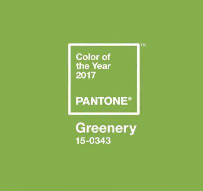 Greenery in der Raumgestaltung