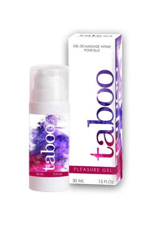 Taboo Pleasure Gel For Her 30ml