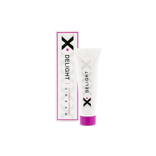 X-Delight - Clitoris Arousal Cream