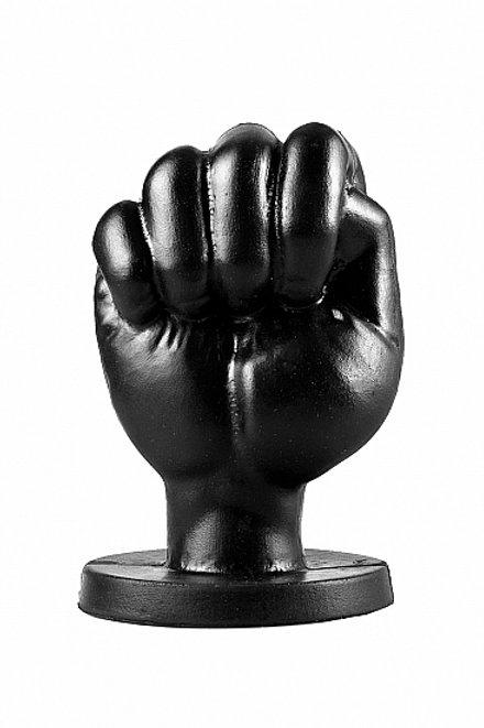 All Black 13cm Fist (Small) (AB92)