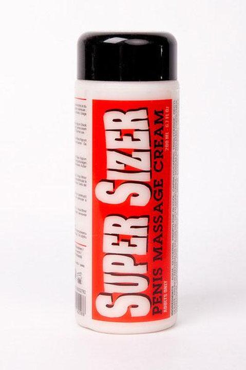 Super Sizer - Penis Care Cream 200ml