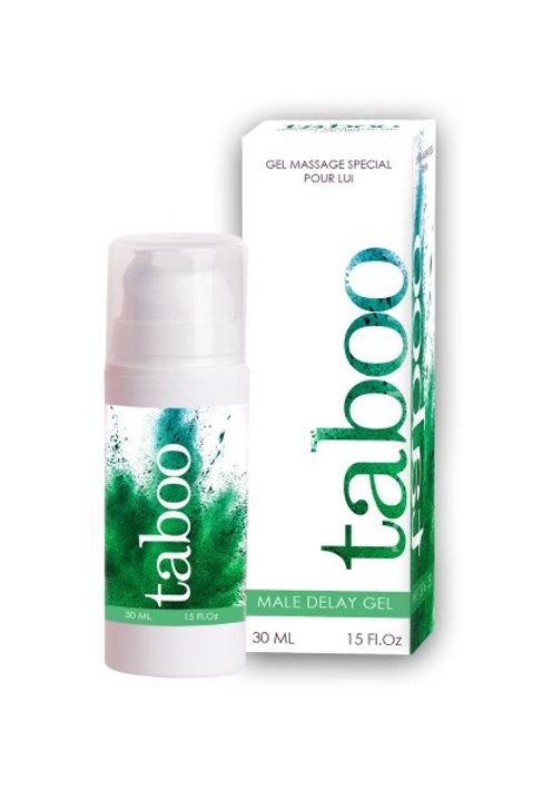 Taboo Male Delay Gel 30ml