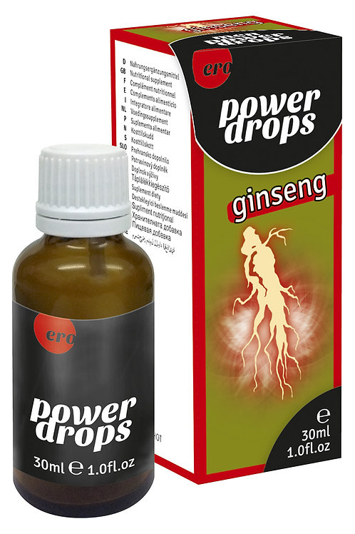 Ero Power Drops With Ginsing