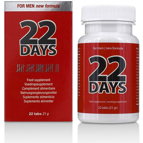 22 Days Penis Extension 22 Tabs