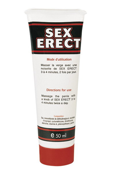 Sex Erect Cream 50ml