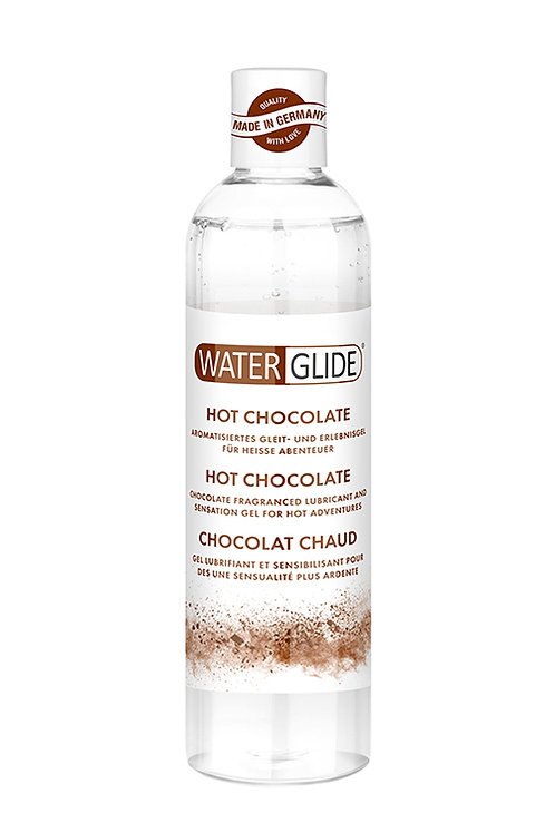Waterglide - Hot Chocolate Lubricant 300ml
