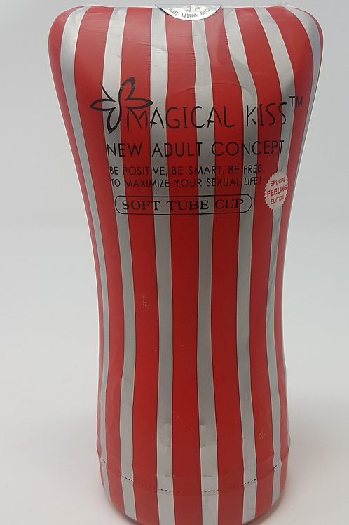 Magical Kiss Soft Tube Cup (Red)