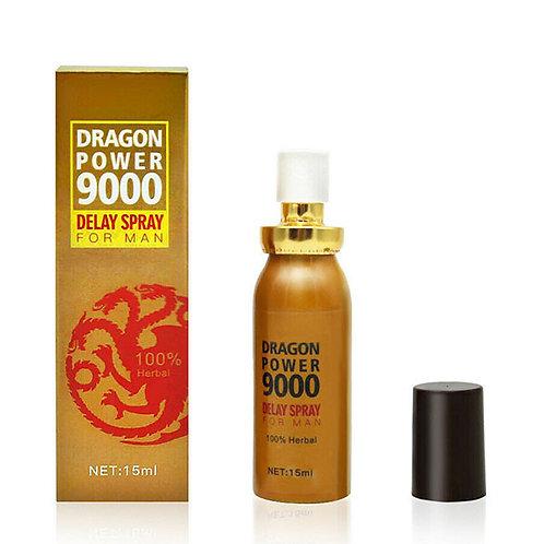 Dragon Power 9000 Delay Spray 15ml