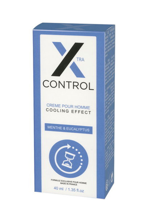 Xtra Control - Cream For Men 40ml
