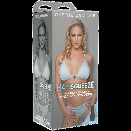 Main Squeeze - Cherie DeVille Pussy Masturbator