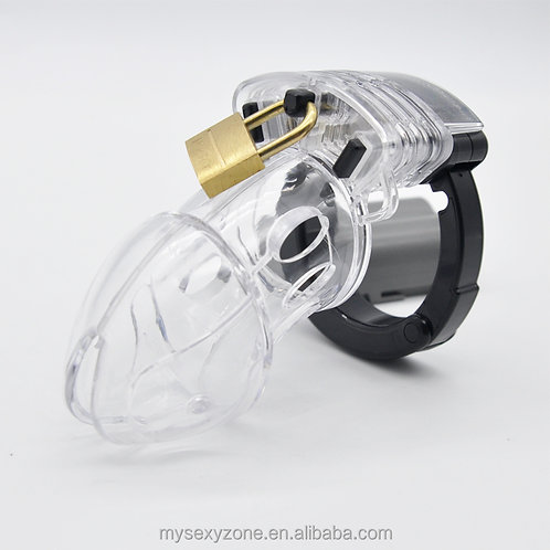 Chastity Cage (Clear)
