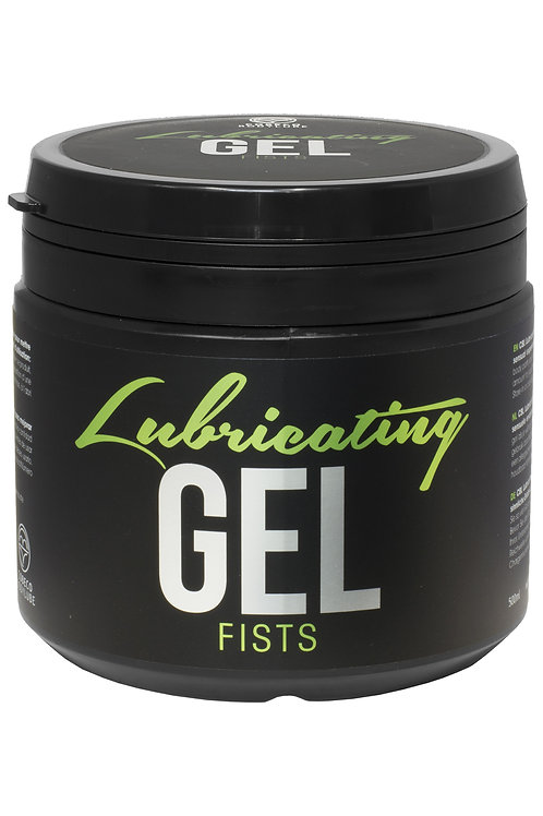 CBL Lubricating Gel Fists 500ml