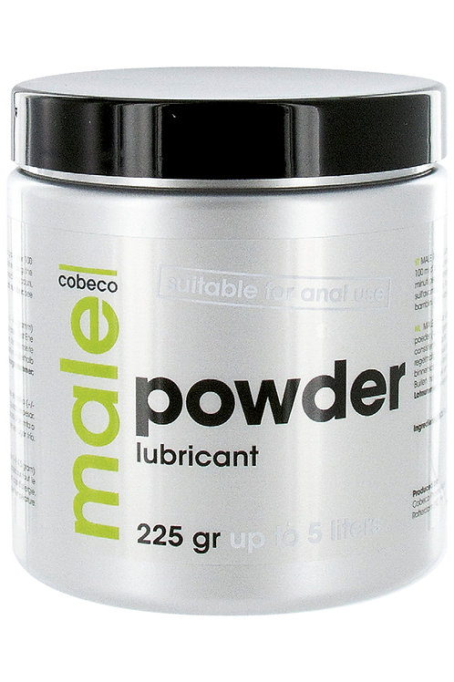 Male Cobeco Powder Lubricant 225g