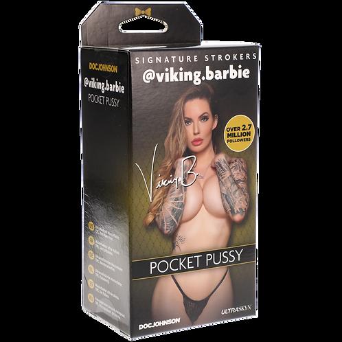 Girls Of Social Media - Viking.Barbie Pocket Pussy