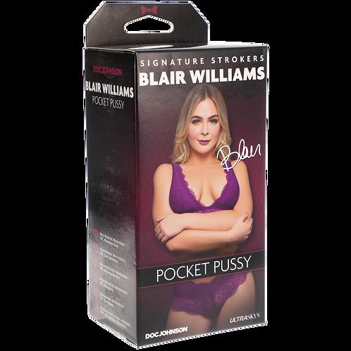 Blair Williams - Pocket Pussy