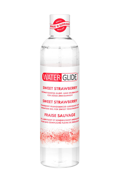 Waterglide - Sweet Strawberry Lubricant 300ml