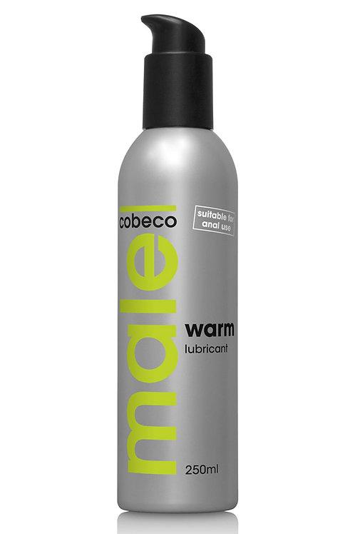 Male Cobeco Warm Lubricant 250ml