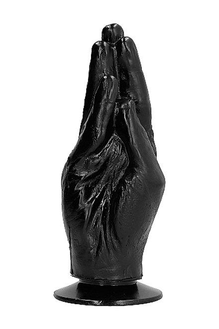 All Black 21cm Fist (AB13)
