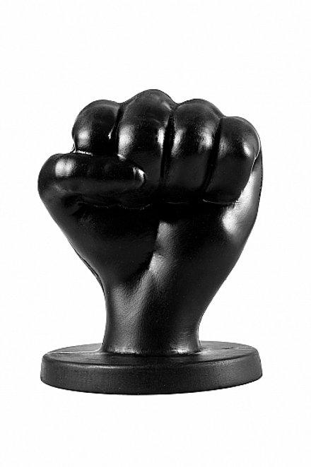 All Black 16.5cm Fist (X-Large) (AB94)