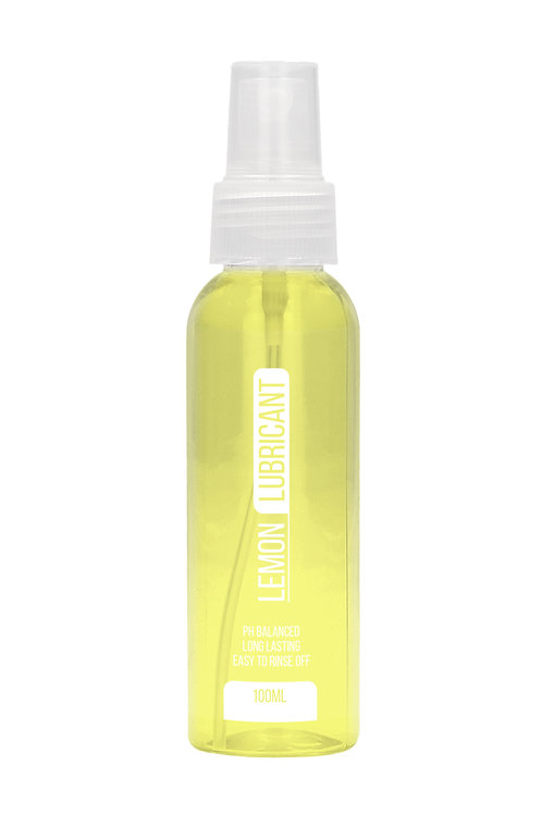 Lemon Water Based Lubricant 100ml