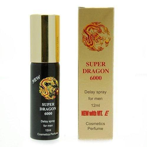 Super Dragon 6000 Delay Spray For Men