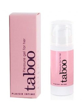 Taboo Plasir Intime 30ml - Pleasure Gel