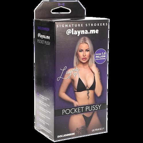 Girls Of Social Media - Layna.me Pocket Pussy