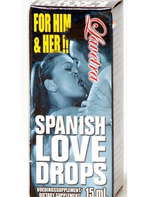 Spanish Fly - Love Drops Lavetra 15ml